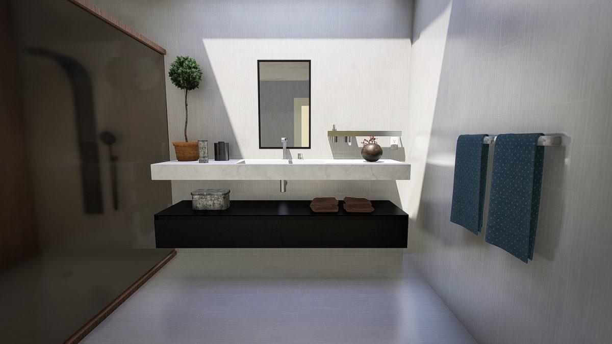 Un sèche-serviette pratique et décoratif pour ma salle de bains