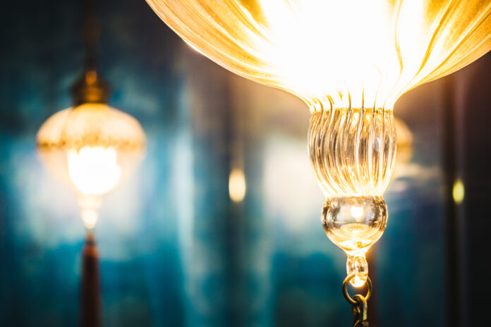 Morocco light lantern